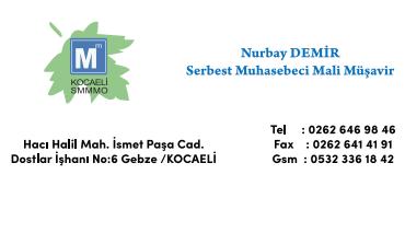 Nurbay Demir Muhasebe